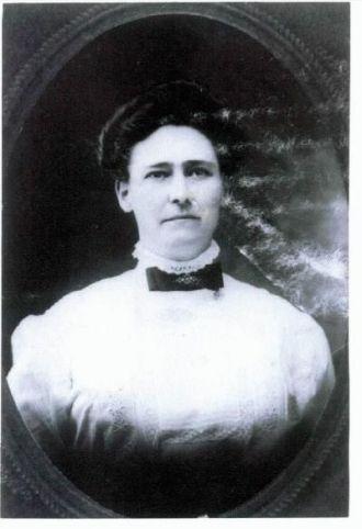 Isabella Mcclellan Bigsby