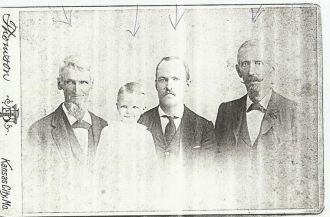 Four Generations in a Marley Family