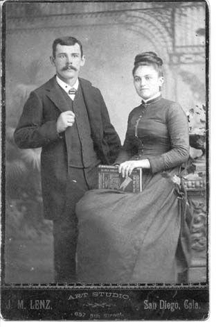 Young California Couple