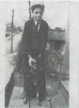 A photo of Woodrow Nance, Sr.