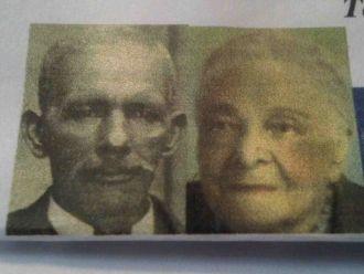 Lewis & Henrietta (Selman) Johnson