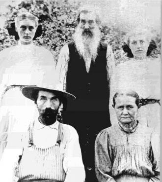 The George W. Luna Family