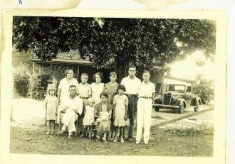 McCawley Children, 1936