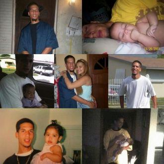 Orlando Cruz collage