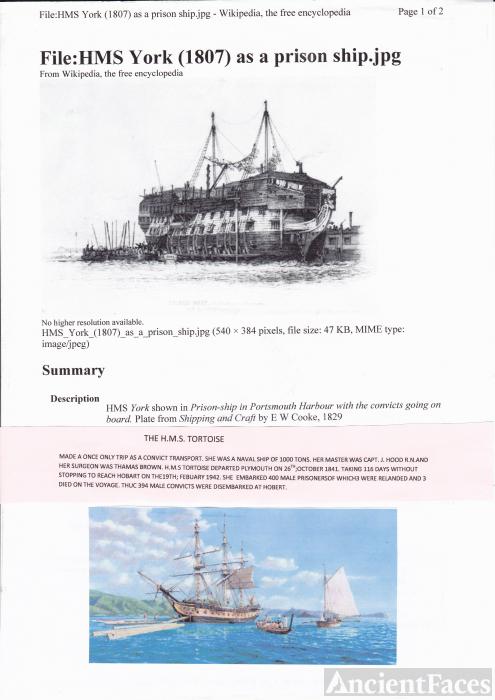 John Mills Beasley ships