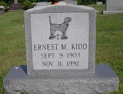 Ernest Mount Kidd