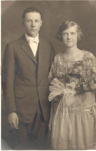 James Lowell Anderson and Kathryn LaRoyce Vennink