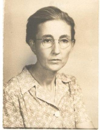 Gertrude Rains
