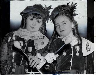 Josephine Barrett & Madeline Ryan
