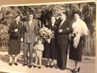 Gaspare Marino family