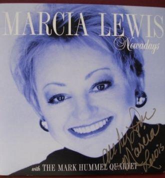 Marcia Lewis Book