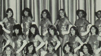 Miami Springs Senior High School - 1981 Majorettes