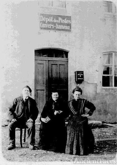 Elizabeth Vuilleumier, 1905