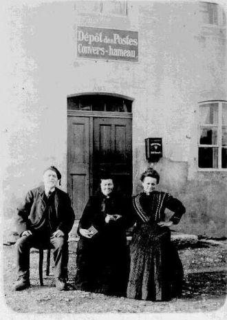 A photo of Vuilleumier-Baur-Bachamann Elisabeth