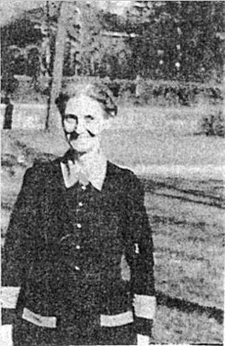 Martha Lyona Randall Wilson