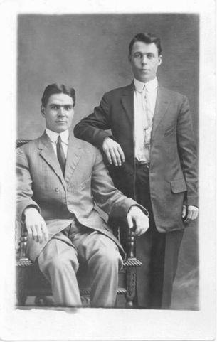 Clyde & Frank Walls