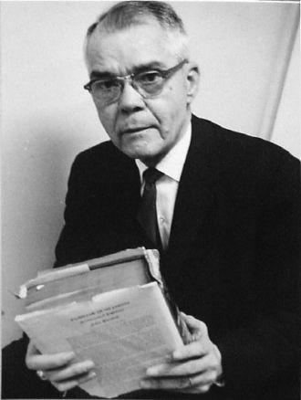 Dr. Harvey Cromwell