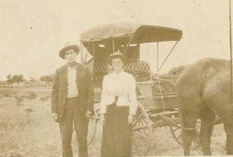 Andrew J and Louisa Eliza