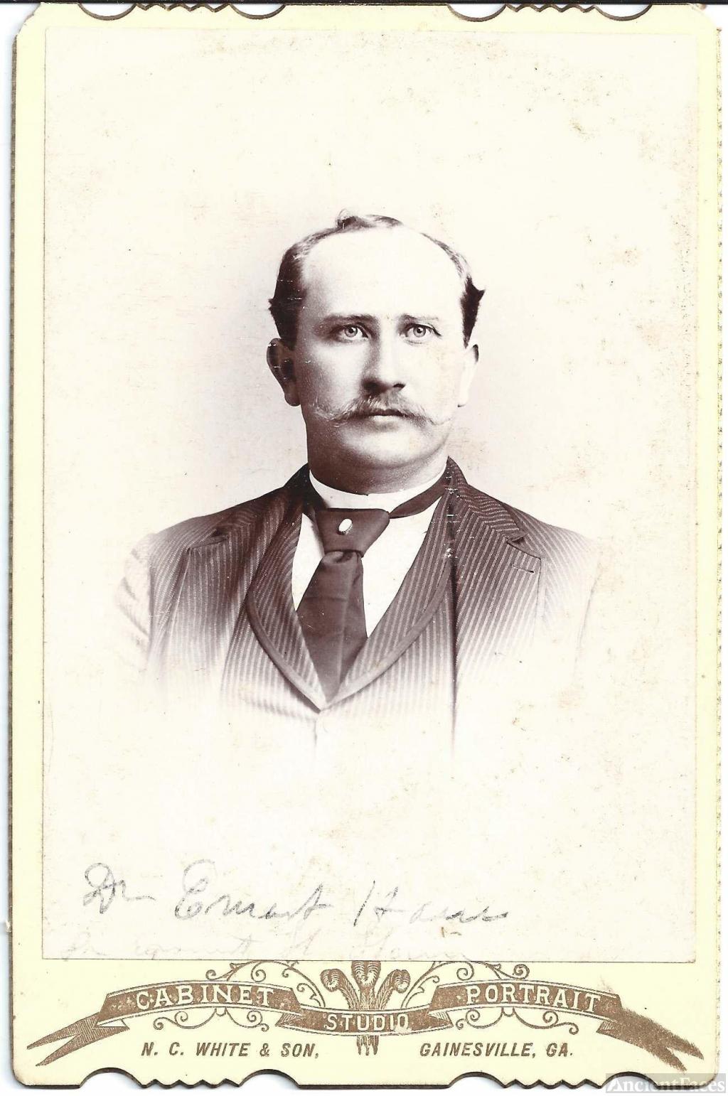 Dr. Ernest Hamm