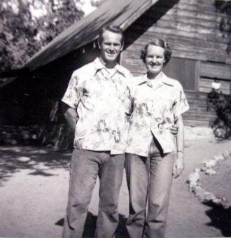 Bill and Jane Bruner