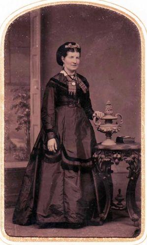 Mary Agnes Gallinger (nee Sampson)