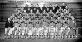 James Richard Moore, Michigan 1953
