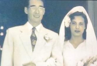 Dorothy Izatt Wedding Photo