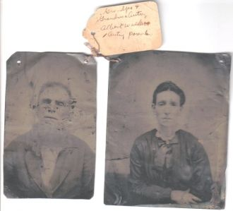 James and Rebecca Autry