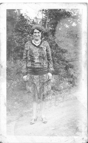 A photo of Frances Sekora Hermann