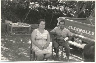 Teresa & Jose Pani