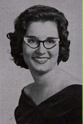 Sandra Dougherty - 1962 Cameron County High School