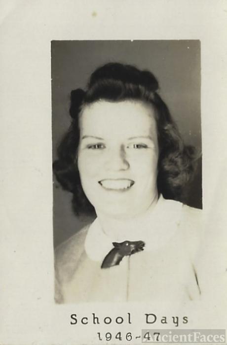Mrs. Merle M. Johnson, Adairville, Kentucky --Adairville High School