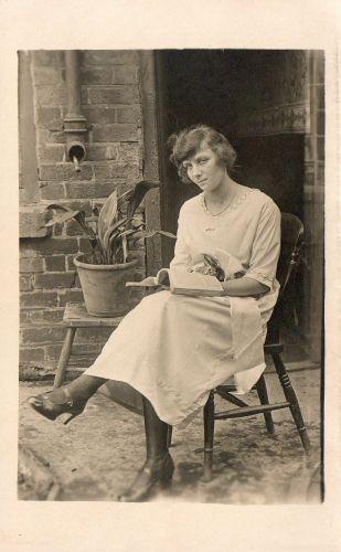 Mary Maria Harrison