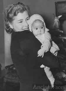 Sheilah Graham and Wendy Westerbrook