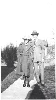 Edwin J and Rose Burke