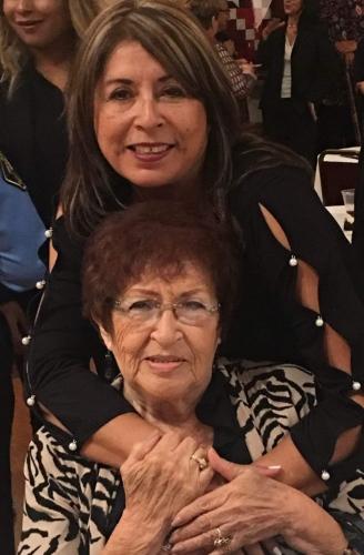 Madain Name: Virginia Cervantez  and Christina Cervantez Hobbs