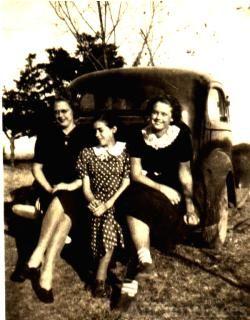 Chloris, Dolis, & Zelma Vincent