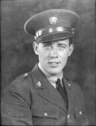 James Edward Hannigan, 103rd Infantry, Staff Sgt.