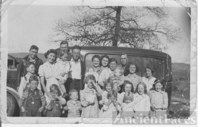 Horace and Myrtle Condley and kids AR