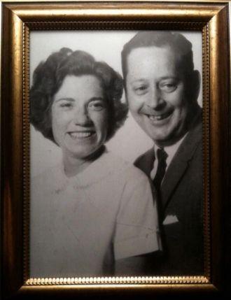 Dorothy & Richard Swartz, Sr., 1964
