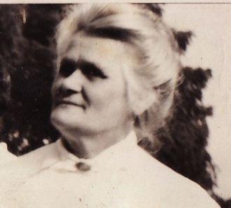 Wilhelmina Katarina Jensen Amundsen