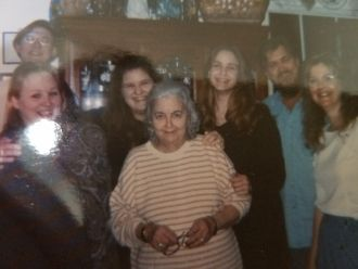 Vee Corley Tobin and Family