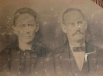 Great-Grandmother and Great-Grandfather