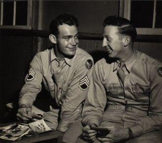 A photo of Staff Sgt Olson