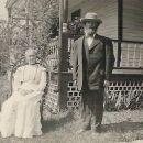 Otto Louis Stamm and Betsie Downs Stamm