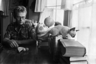 James Dean and Curtis