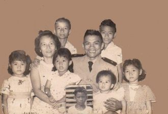Oning Family, Philippines