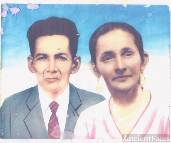 Luciano de Paz & Maria Alvarado