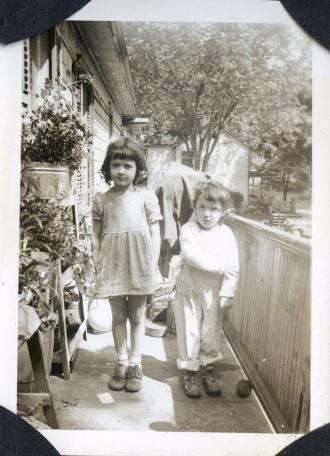 Carol and Bonita Carangelo