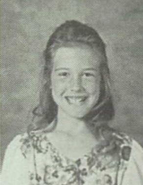 Christina Kerschen - Whitewright High School 1998